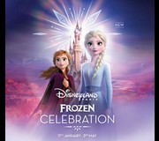 Frozen Celebration is coming to Disneyland® Paris…